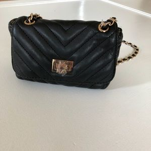 Mini Steve Madden crossover bag